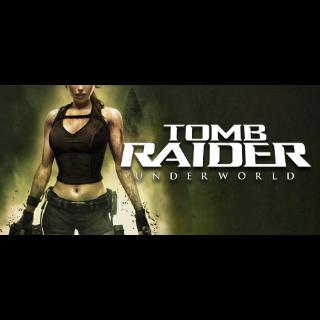 Tomb Raider Underworld Steam Key