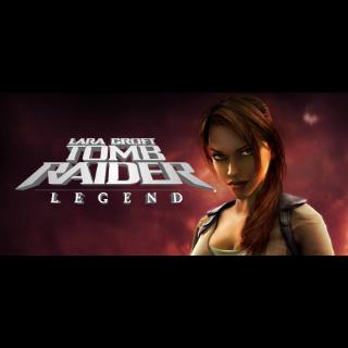 Tomb Raider Legend Steam Key
