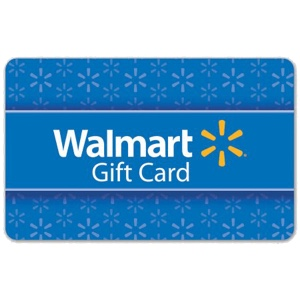 $285.14 Walmart Gift Card *Instant delivery*