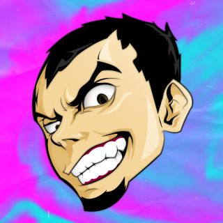I will draw you in anime style for your logo/profile picture