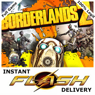 Borderlands 2 (it's not GOTY !) / Steam Key Global / Instant and automatic Delivery 24/7