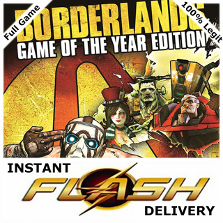 Borderlands: Game of the Year / Steam Key Global / Instant and automatic Delivery 24/7