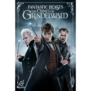 Fantastic Beasts: The Crimes of Grindelwald Theatrical and Extended version