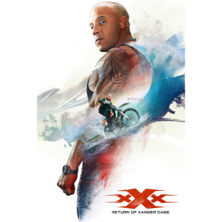 xXx: Return of Xander Cage ITUNES OR UV
