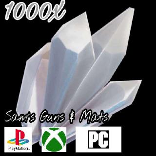 Quartz Crystal   1000x