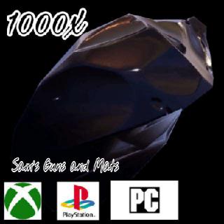 Obsidian Ore   1000x
