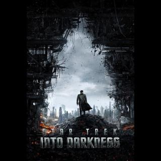 Star Trek Into Darkness | Vudu Code