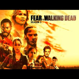 Fear the Walking Dead Season 3   Vudu
