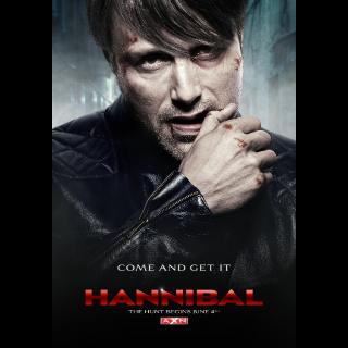 Hannibal Season 3 | UV Code