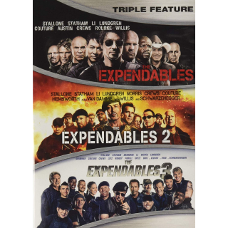 The Expendables 1-3 (3-Film Bundle) | Vudu