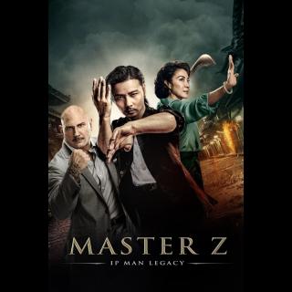Master Z: Ip Man Legacy   Vudu