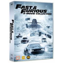 Fast and Furious 1-8 Ultimate Ride Collection (Extended) (Bundle) | Vudu