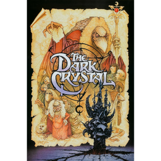 The Dark Crystal UHD 4K | MA Code