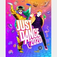 Just Dance 2020 PSN PS4 NA Key