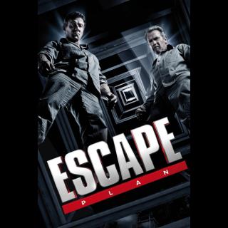 Escape Plan 4K UHD | Vudu