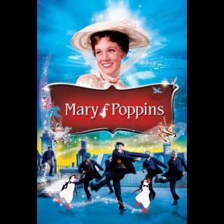 Mary Poppins (1964) Original | MA Code