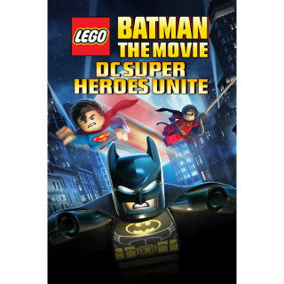 Lego Batman: The Movie - DC Super Heroes Unite | Vudu