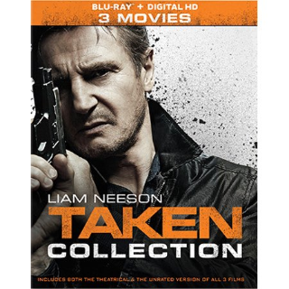 Taken (Unrated) Trilogy (Bundle) | InstaWatch VUDU