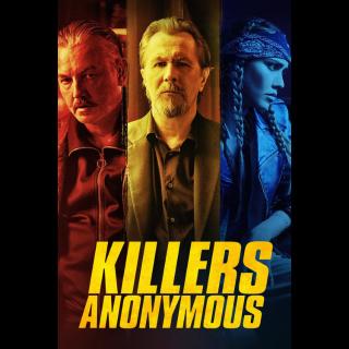 Killers Anonymous (2019) | Vudu
