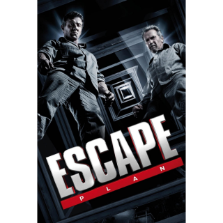 Escape Plan (2013) 4K UHD | Vudu