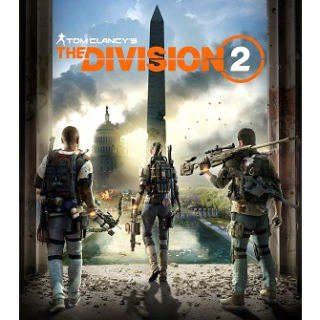 Tom Clancy's The Division 2 - GLOBAL