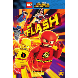 Lego DC Comics Super Heroes: The Flash (2018) | Vudu