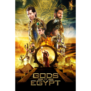 Gods of Egypt UHD 4K | iTunes - Port MA HD