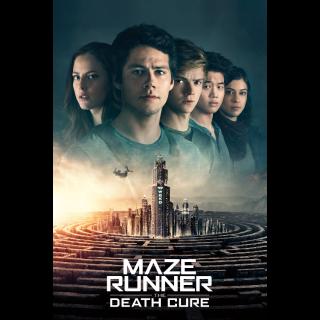 Maze Runner: The Death Cure (2018) | Vudu