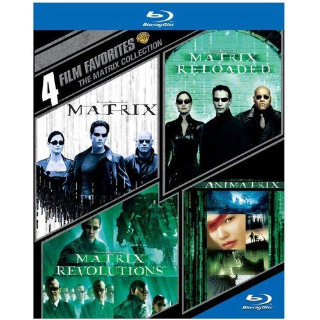 4 Film Favorites: Matrix Collection (Bundle) | InstaWatch VUDU