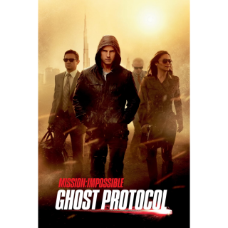 Mission: Impossible - Ghost Protocol | Vudu Code