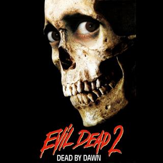 Evil Dead II Dead by Dawn (1987) 4K UHD | Vudu