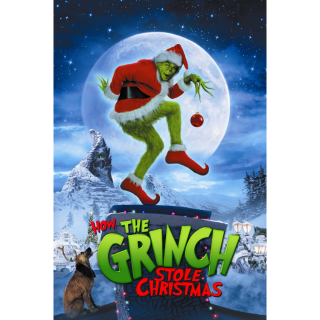 Dr. Seuss' How The Grinch Stole Christmas   Vudu