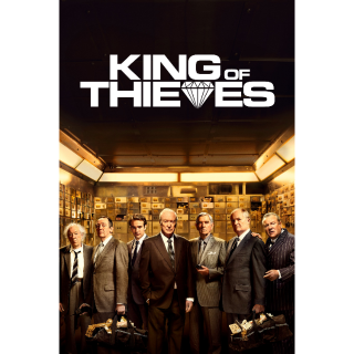 King of Thieves (2018) | Vudu