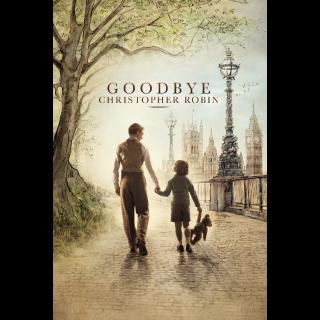 Goodbye Christopher Robin | InstaWatch Vudu