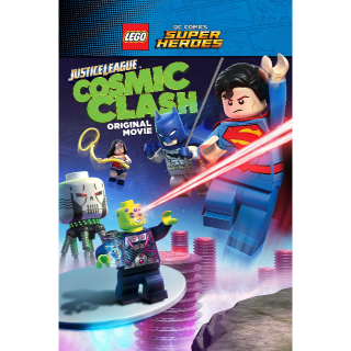 LEGO DC Comics Super Heroes: Justice League: Cosmic Clash | InstaWatch Vudu