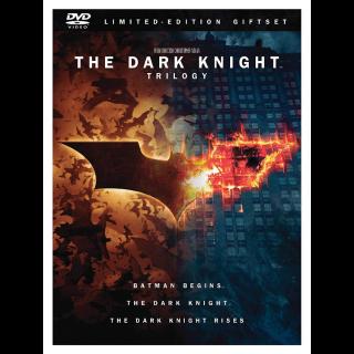 The Dark Knight Trilogy | Vudu