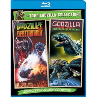 Godzilla vs. Destroyah / Godzilla vs. Megaguirus: Annihilation Strategy (Bundle)   Vudu