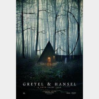 Gretel & Hansel (2020)   HD Vudu
