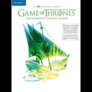 Game of Thrones Season 2 | GP HBODigital