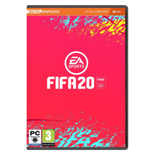 FIFA 20 ORIGIN PC Standard Edition