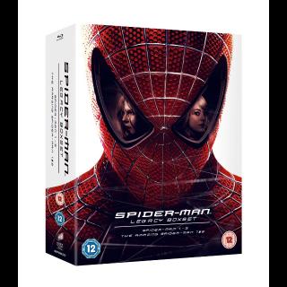 Spider-Man Trilogy (Bundle) | Vudu