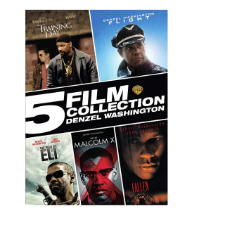 5 Film Collection: Denzel Washington Vol. 2 (Bundle) | Vudu