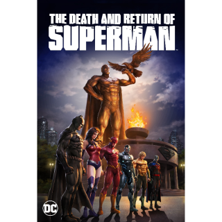 The Death and Return of Superman (2019) | Vudu