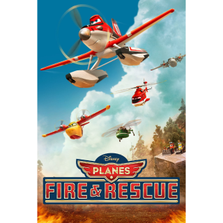 Planes: Fire & Rescue (2014) | Google Play GP Code