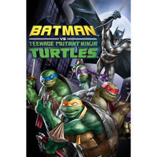 Batman vs. Teenage Mutant Ninja Turtles | InstaWatch VUDU