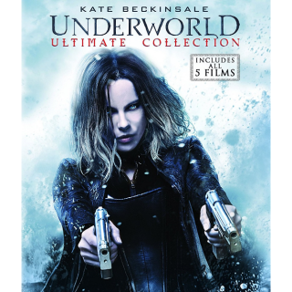 Underworld Ultimate Collection (5 Film Bundle) | InstaWatch VUDU