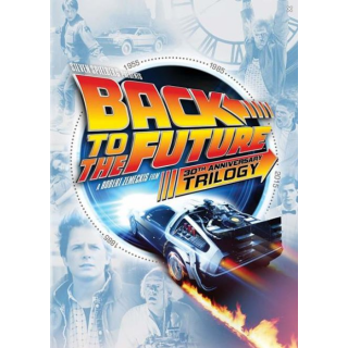 Back to the Future Trilogy (Bundle) | Vudu