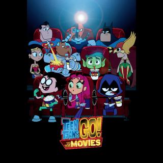 Teen Titans Go! To the Movies (2018) | Vudu