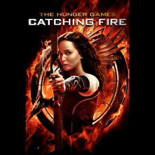 The Hunger Games: Catching Fire (2013) SD | Vudu