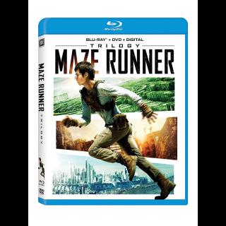 The Maze Runner Trilogy (Bundle) | Vudu